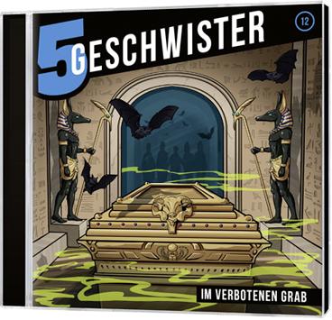 Folge 12: Im verbotenen Grab
